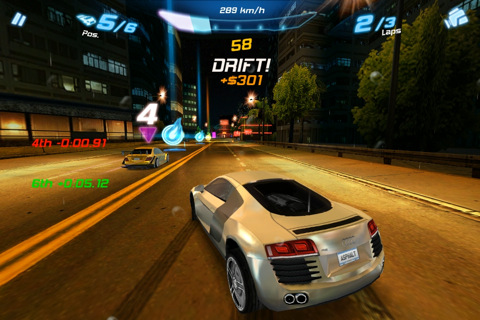 Asphalt 6: Adrenaline is out of the shop and it's firing on all cylinders (3/3)